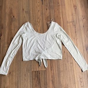 "Lululemon Mint ""It's A Tie Longsleeve"""